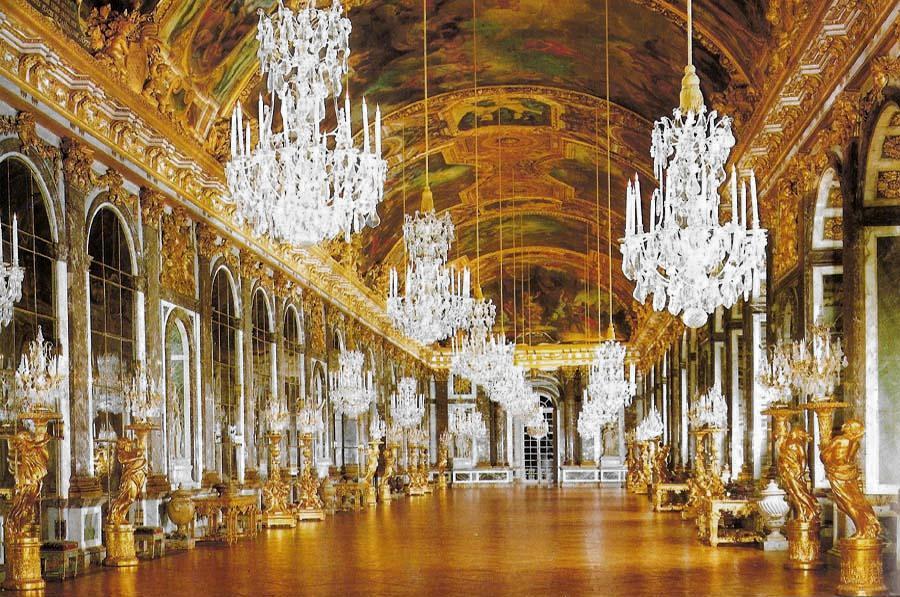hardouin mansart hall of mirrors. Black Bedroom Furniture Sets. Home Design Ideas