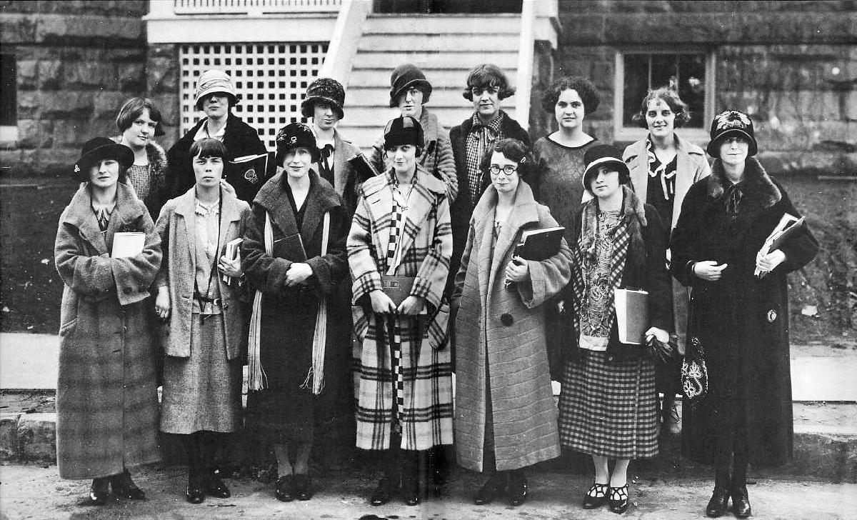 women in the 1920s